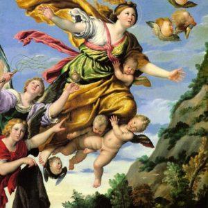 2007042200_Assumption_of_Mary_Magdalene_into_Heaven_Domenichino-tm