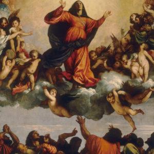 Assumption of Virgin, Titian