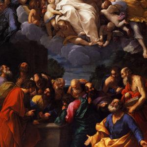 Guido Reni, Assunzione della Vergine Maria, 1617